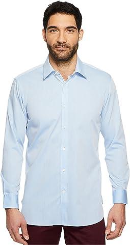 Ted Baker - Oaker Textured Solid Dress Shirt