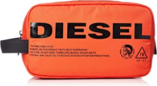 Diesel Beauty Case Pouchh X06134 Orange