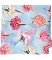 Eton - Rose Pocket Square