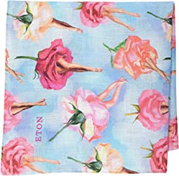 Rose Pocket Square