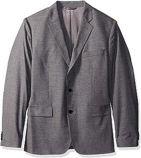 J.Lindeberg Men's Italian Wool Flannel Blazer