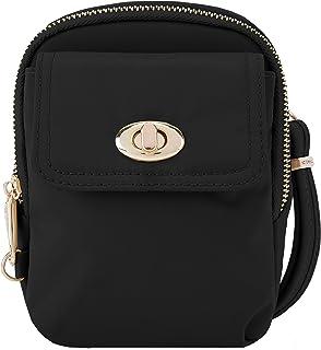 Travelon Women's Anti-Theft Tailored Crossbody Phone Pouch Cross Body Bag