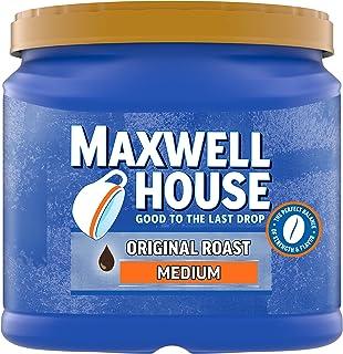 Maxwell House The Original Roast Medium Roast Ground Coffee (30.6 oz Canister)