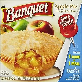 Banquet Apple Pie Frozen Dessert, 7 Ounce