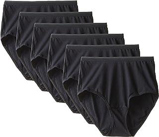 Fruit of the Loom Women's Cotton Panties (6-Pack)