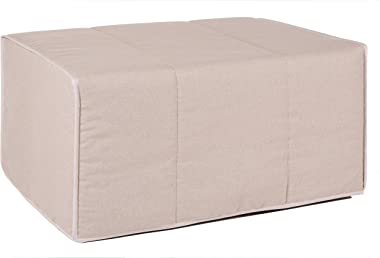 Quality Mobles-Lit pliant simple modèle Patrick, 80x 180cm 80 x 180 cm Sable