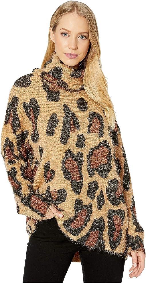 Cheetah Fever Knit