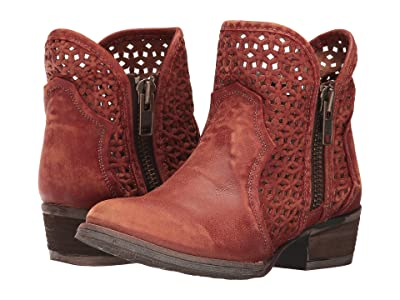 Corral Boots Q0003 (Red) Cowboy Boots
