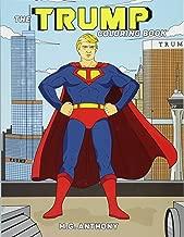 Best donald trump adult coloring book Reviews