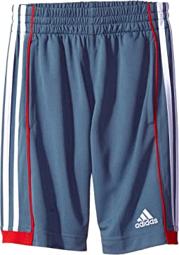 adidas Kids Next Speed Shorts (Big Kids)