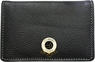 Grimsby Town football club leather card holder wallet