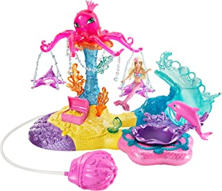 Barbie Splash N Spray Water Park Bath Playset