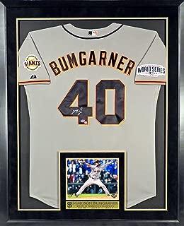 bumgarner world series jersey
