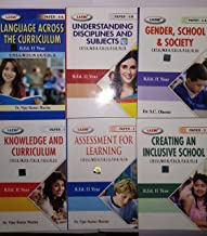 Knowledge And Curriculum, Gender School & Society, Assessment For Knowledge, Understanding Disciplines And Subjects, Langu...