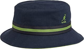 Kangol Men's Stripe Lahinch Bucket Hats