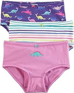 Carter's Girl's Toddler 3 Pack Girl's Underwear