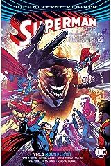 Superman (2016-2018) Vol. 3: Multiplicity Kindle Edition