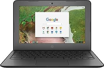 HP Chromebook 11.6 - Intel Celeron 1.1 GHz, 4GB RMA, 16GB Storage, Chrome OS - 3NU57UT#ABA (Renewed)