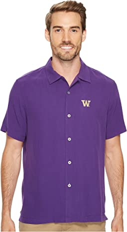 Tommy Bahama - Washington Huskies Collegiate Series Catalina Twill Shirt