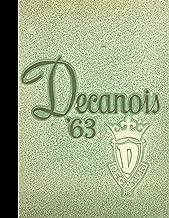 (Reprint) 1963 Yearbook: Stephen Decatur High Schoolz, Decatur, Illinois