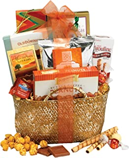 Broadway Basketeers Kosher Brithday Gift Basket - Make a Wish Celebration