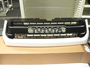 Toyota Tundra Trd Pro Front Grille White