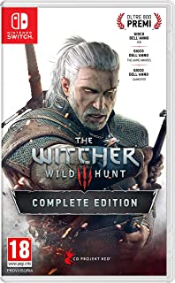 The Witcher 3: Wild Hunt – Complete Edition - Nintendo Switch, Dialogo: Inglese, Sottotitoli: Italiano