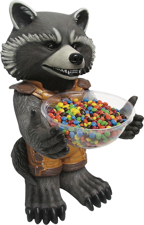 Rubie's Costume 68576 Marvel Universe Rocket Raccoon Candy Bowl Holder Statue