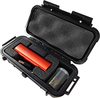 Cloudten Custom Smell Proof Case Compatible with Pax 3 , Pax 2 and Accessories , Includes Complimentary Canister