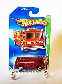 Hot Wheels 2009-4 FIRE-EATER Treasure Hunts 1:64 Scale
