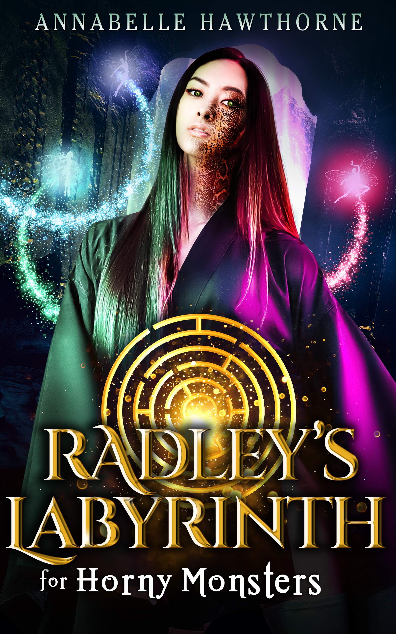 Radley's Labyrinth for Horny Monsters