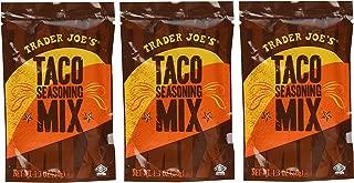 Trader Joe's Taco Seasoning Mix - 3 Pack