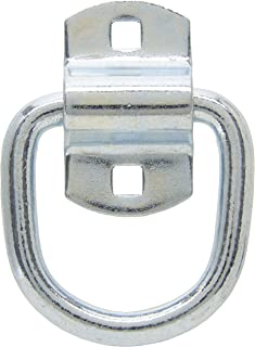 "Keeper 04529 3-3/8"" Surface Mount Hardware Anchor Ring"