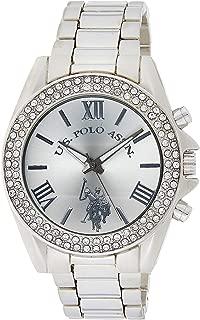 U.S. Polo Assn. Women's Quartz Watch, Analog Display and None Strap USC40035