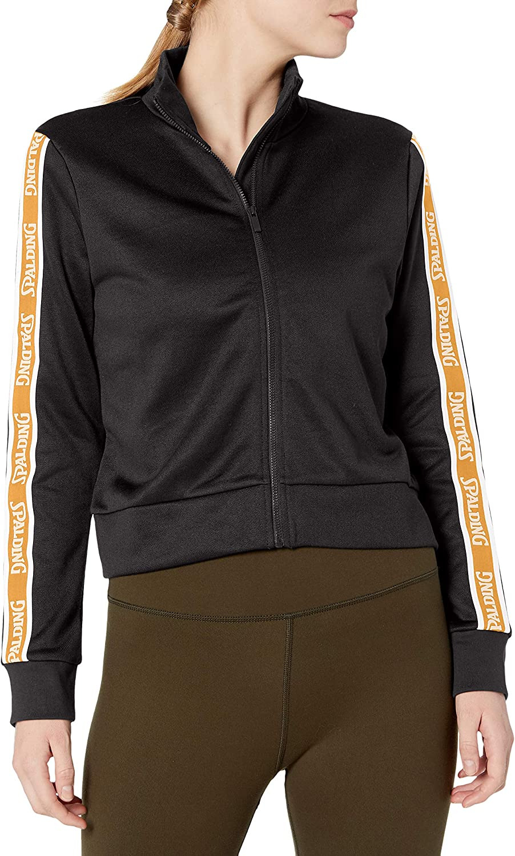 Spalding Women's Sportswear Lightweight Popular Jacket Max 63% OFF Bomber