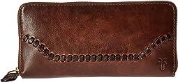 Frye - Melissa Whipstitch Zip Wallet