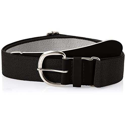 18cb4d83cd1 Champro Elastic Baseball Belt with 1.5-Inch Synthetic Tab