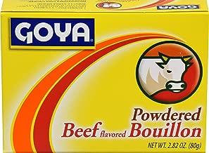 Best goya beef bouillon Reviews