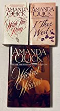 3 Books! 1) With This Ring 2) I Thee Wed 3) Wicked Widow