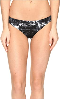 Lucky Brand - Global Tie-Dye Reversible Skimpy Hipster Bottom
