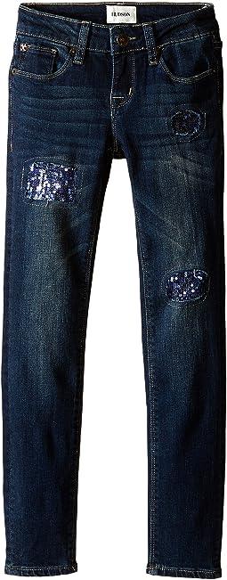 Dolly Skinny Jeans in Cracked Ice (Big Kids)