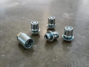 Wheel Locks for 2008-2012 Toyota Highlander and Highlander Hybrid-New OEM