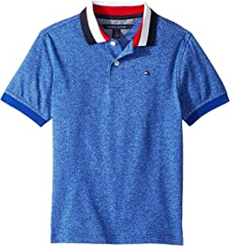 Tommy Hilfiger Kids Twisted Polo (Toddler/Little Kids)