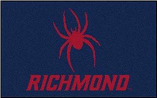 FANMATS NCAA University of Richmond Spiders Nylon Face Ultimat Rug