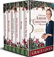 A Blessed Amish Christmas Boxset: 6 Beautiful Amish Christmas Books