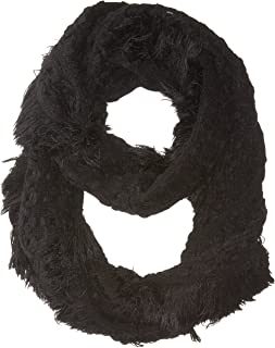 RAMPAGE Women's Frayed Edge Knit Infinity