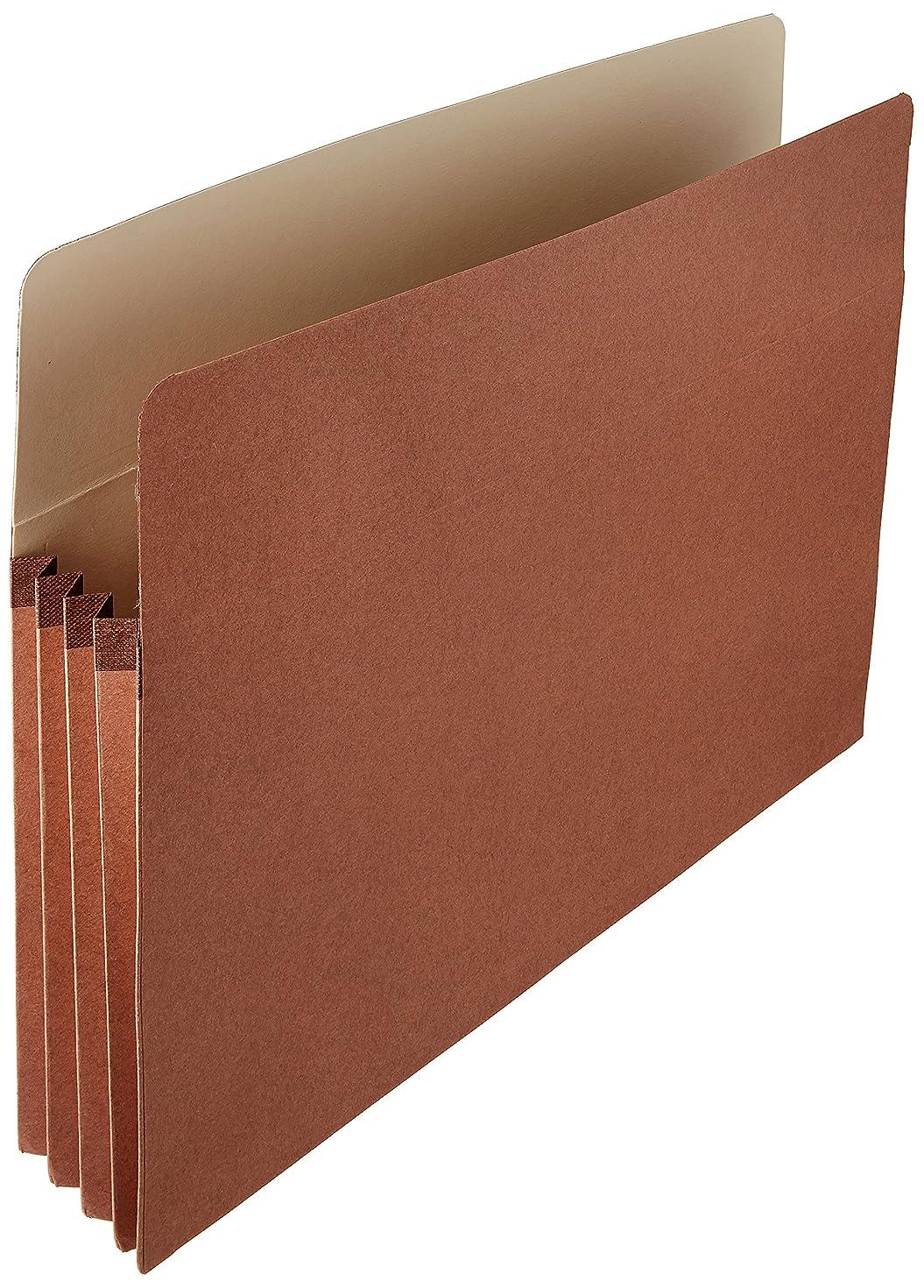 AmazonBasics Expanding Accordian Organizer File Folders - Letter Size, 25-Pack - AMZ300