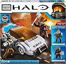 Mega Bloks Halo Police Cruiser Standoff