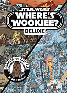 Star Wars Deluxe Where's the Wookiee