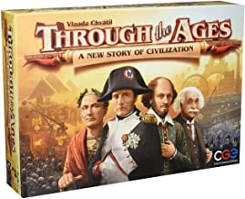 Through The Ages a New Story of Civilization Strategy Game
